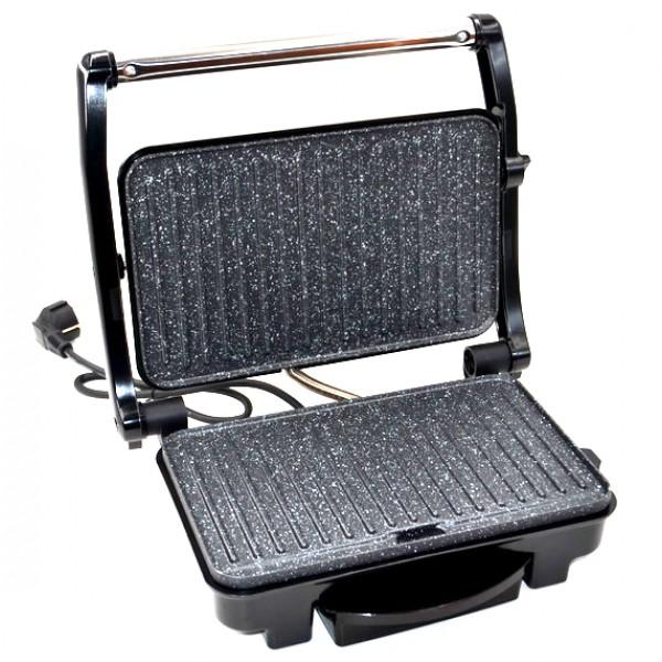 Контактный электрогриль Wimpex WX1066+ прижимной гриль, панини, сендвичница - изображение 1
