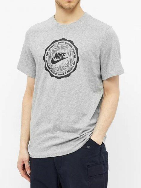 Футболка Nike M Nsw Ss Tee Bts Futura CW0481-063 S (194494790094) - изображение 1