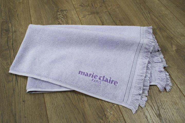 Килимок для ванної Marie Claire - Frangine ліловий 60*80 - зображення 1