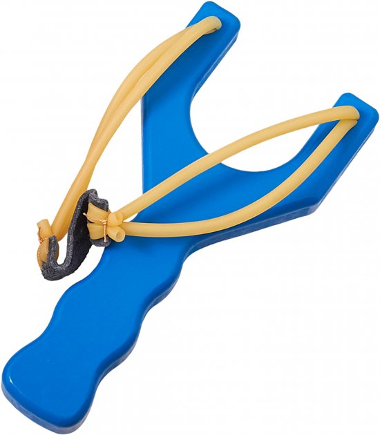 Рогатка Grand Way 3072 Синяя - изображение 1