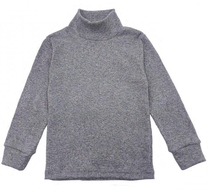 Гольф Малыш Style ВД-12 86-92 см Серый (ROZ6400047356) - изображение 1
