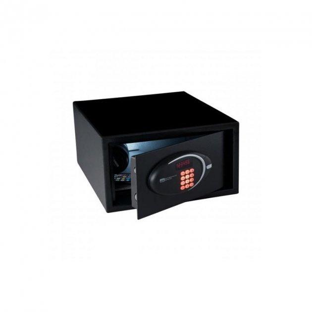 Сейф гостиничный JVD Trustee Plus Super Laptop черный (11103) - изображение 1