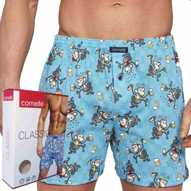 Трусы-боксеры Cornette мужские семейные Classic 011-108 4XL - изображение 1