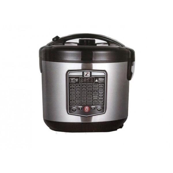 Мультиварка пароварка фритюрница Promotec 5 литров медленноварка 860 Вт лучшая домашняя мощная помощница на кухне PM526S - изображение 1