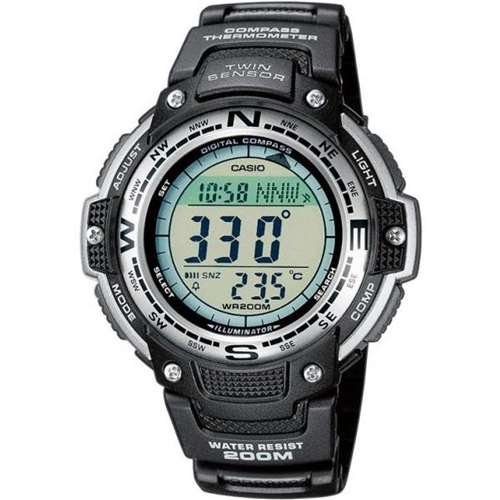 Годинник наручний Casio Collection CsCllctnSGW-100-1VEF - зображення 1
