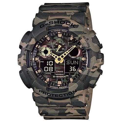 Годинник наручний Casio G-Shock CsG-ShckGA-100CM-5AER - зображення 1