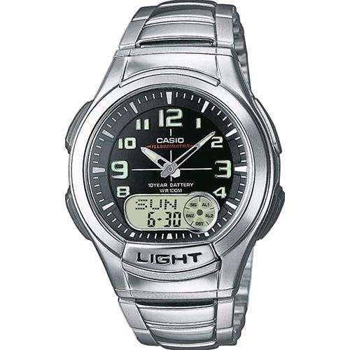 Часы наручные Casio Collection CsCllctnAQ-180WD-1BVES - изображение 1