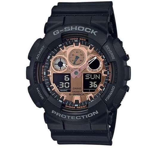 Годинник наручний Casio G-Shock CsG-ShckGA-100MMC-1AER - зображення 1