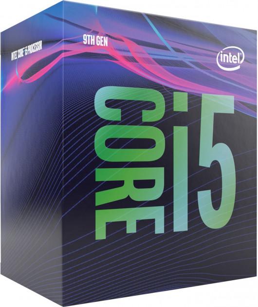 Процесор Intel Core i5 9400 - зображення 1
