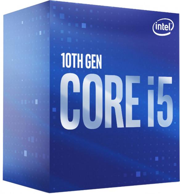 Процессор Intel Core i5-10400 (BX8070110400) - изображение 1