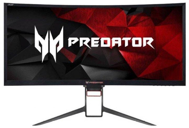 """Монитор Acer Predator 35"""" Z35P (UM.CZ1EE.P01) - изображение 1"""