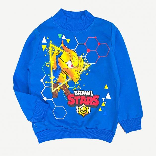Гольф Fasforlu дитячий Brawl Stars 122см синий 0000908-1-o4 - изображение 1