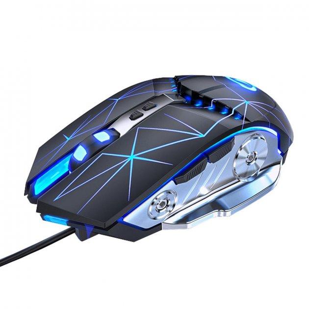 Мышь геймерская SKY (G3 Pro S) Star Black, 3200 DPI, RGB - изображение 1