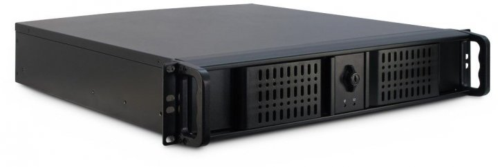 Корпус Inter-Tech 2U 2098-SK - зображення 1
