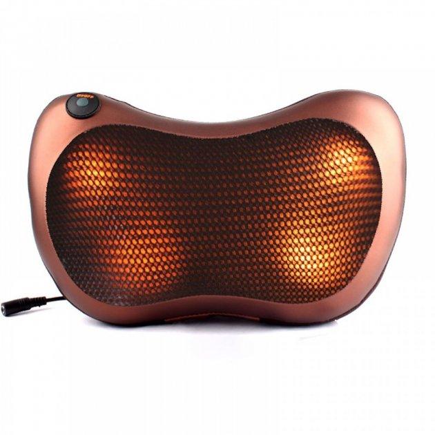 Массажная подушка Magic Massager Pillow 8028 для дома и машины - изображение 1