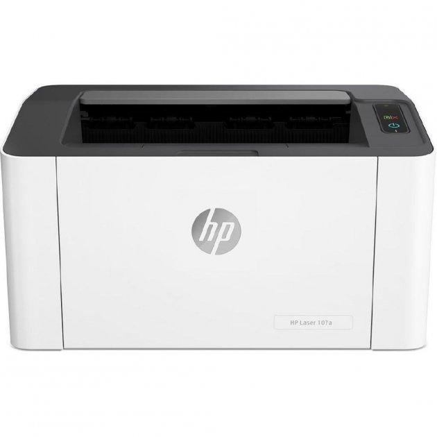 Лазерный принтер HP LaserJet 107a (4ZB77A) - зображення 1