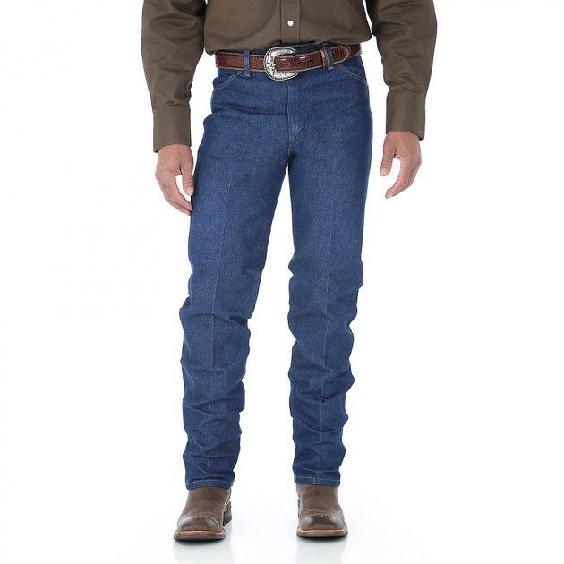 Джинси Wrangler Cowboy Cut – Rigid Indigo невипрані W34 L34 (13MWZR) - зображення 1
