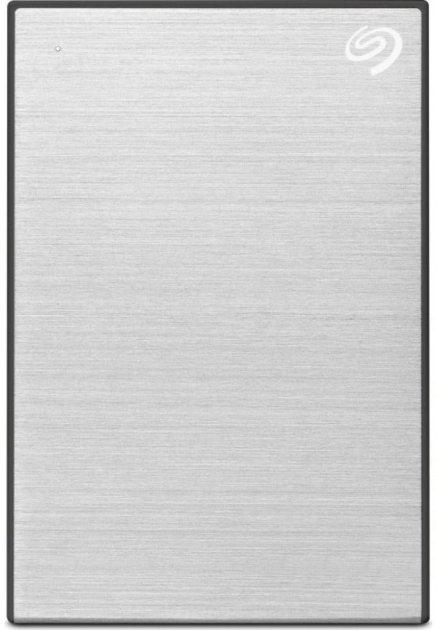 Жорсткий диск Seagate One Touch 1 TB STKB1000401 2.5 USB 3.2 External Silver - зображення 1