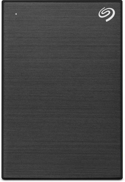 Жесткий диск Seagate One Touch 2TB STKB2000400 2.5 USB 3.2 External Black - изображение 1