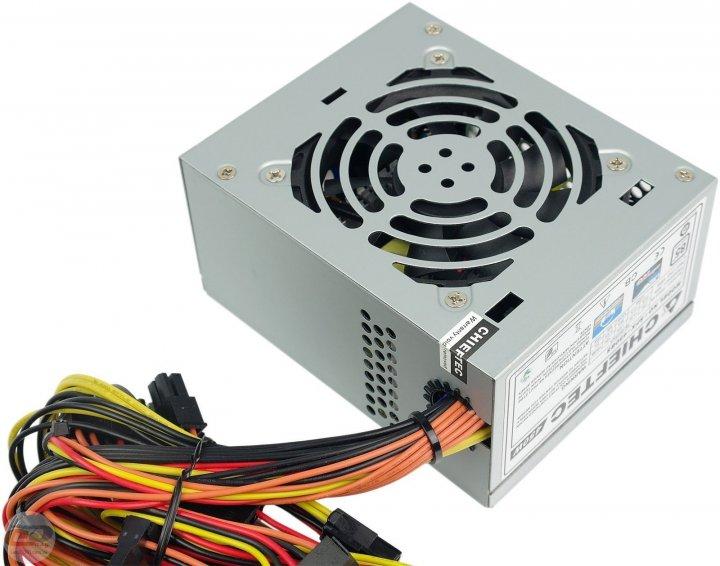 Блок питания CHIEFTEC Smart 450W (SFX-450BS) - изображение 1
