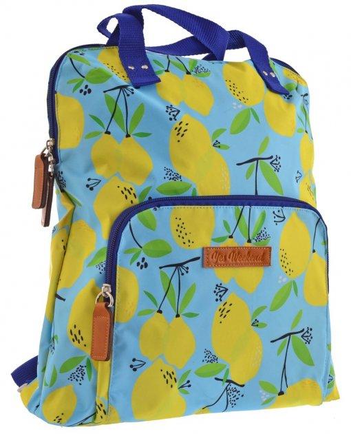 Рюкзак молодіжний Yes ST-26 Citrus 0.33 кг 30.5х35х9 см 9.5 л (556887) - зображення 1