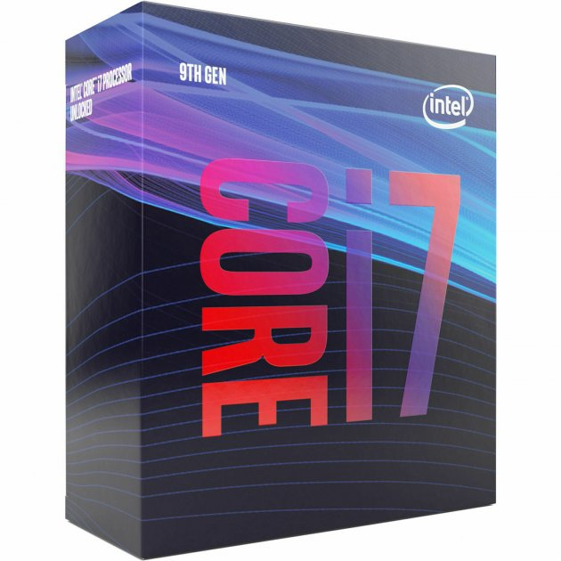 Процесор Intel Core i7 9700 3.0 GHz (12MB, Coffee Lake, 65W, S1151) Box (BX80684I79700) - зображення 1