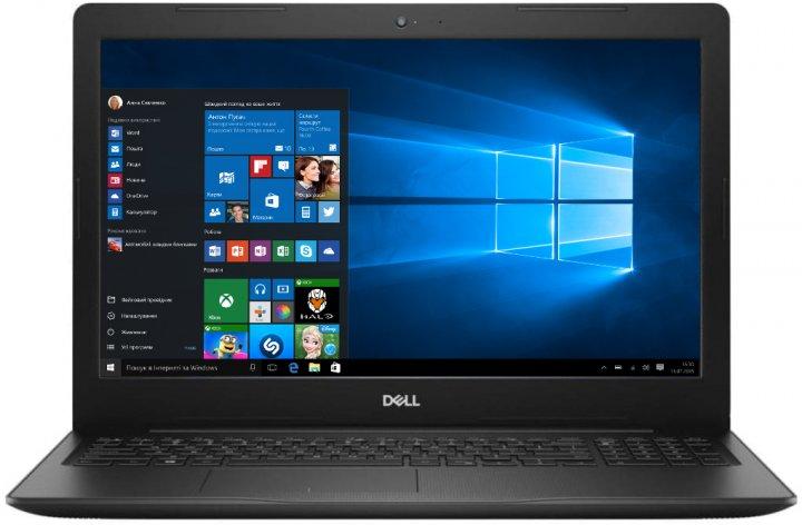 Ноутбук Dell Vostro 15 3501 (N6503VN3501EMEA01_2105_RAIL-08) Black - изображение 1