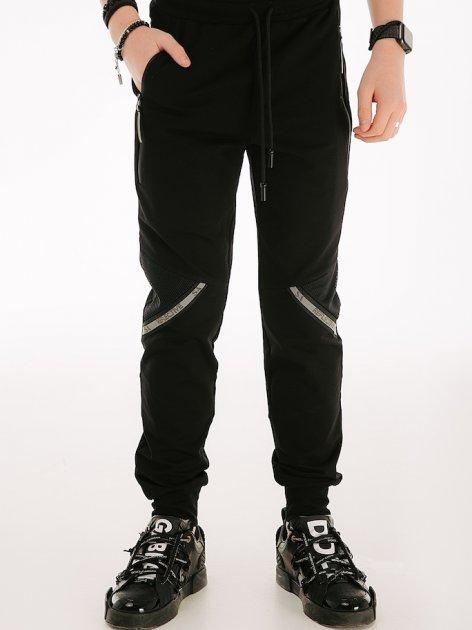 Спортивные штаны See Arsi Reflective SA_RF4BB 146-152 см Черные (ROZ6400046880) - изображение 1