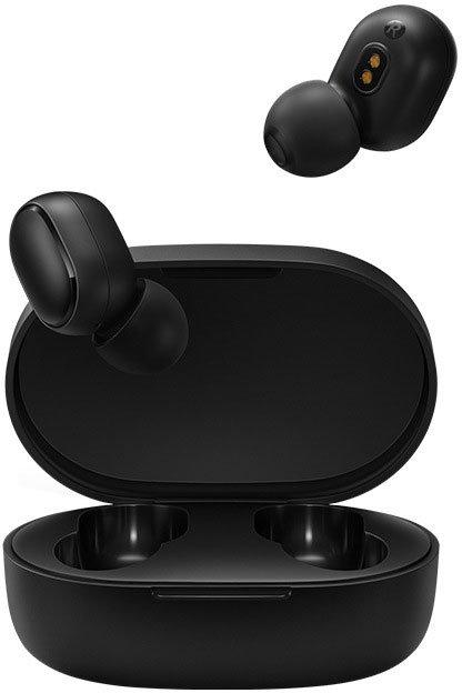 Наушники Xiaomi Mi True Wireless Earbuds Basic 2 Black (BHR4272GL) - изображение 1