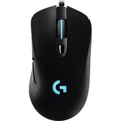 Мышь Logitech G403 Hero (910-005632) Black USB - изображение 1