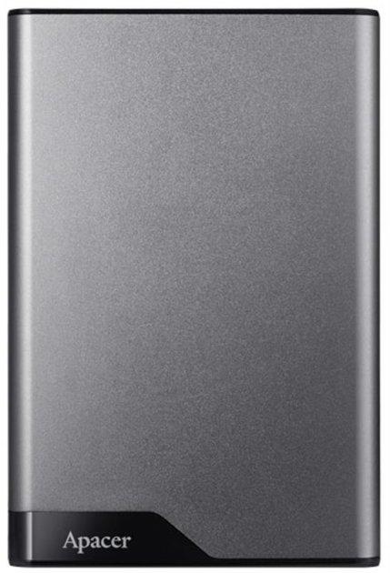 """Жорсткий диск HDD ext 2.5"""" USB 2.0 TB Apacer AC632 Grey (AP2TBAC632A-1) - зображення 1"""