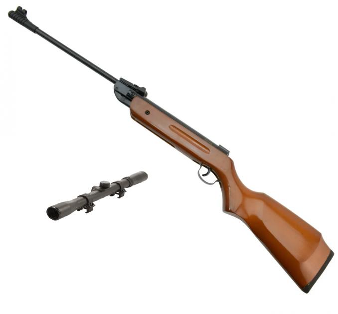Пневматична гвинтівка SPA B1-4 + приціл 4х20 - зображення 1