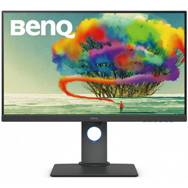 Монітор BENQ PD2700U Grey - зображення 1