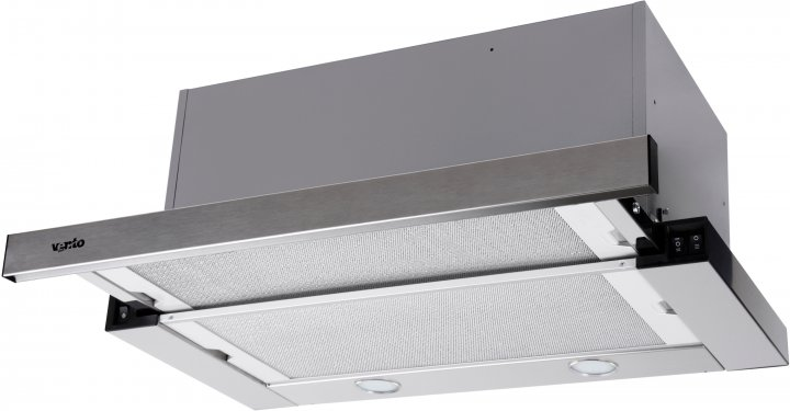 Вытяжка VENTOLUX GARDA 60 INOX (1100) SMD LED - изображение 1