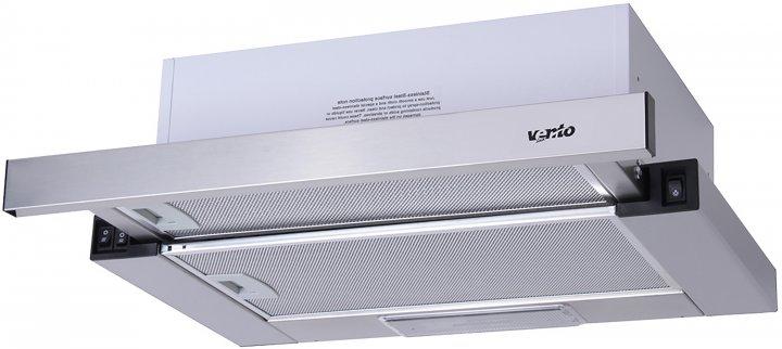 Витяжка VENTOLUX GARDA 60 INOX (700) SLIM - зображення 1
