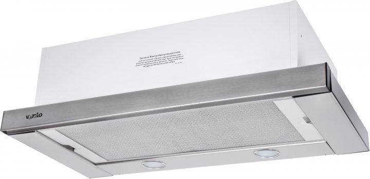 Вытяжка VENTOLUX GARDA 60 INOX (800) SMD LED - изображение 1