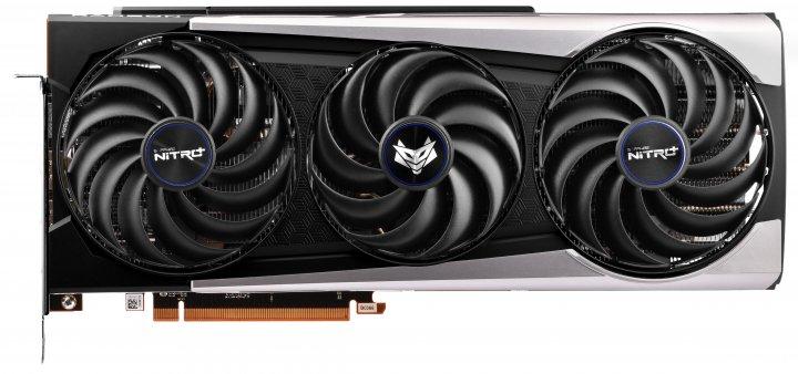Sapphire PCI-Ex Radeon RX 6900 XT NITRO+ 16GB GDDR6 (256bit) (2285/16000) (HDMI, 3 x DisplayPort) (11308-01-20G) - зображення 1