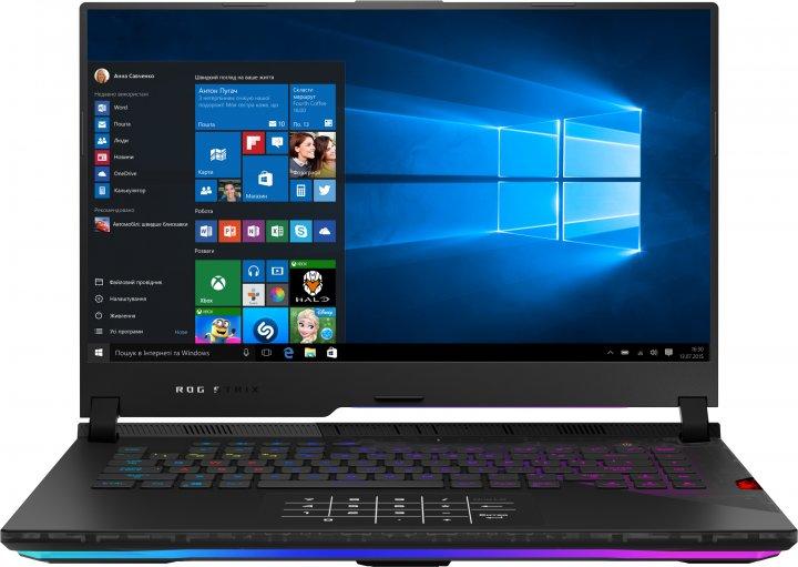 Ноутбук Asus ROG Strix SCAR 15 G533QS-HF034R (90NR0551-M00510) Black - зображення 1