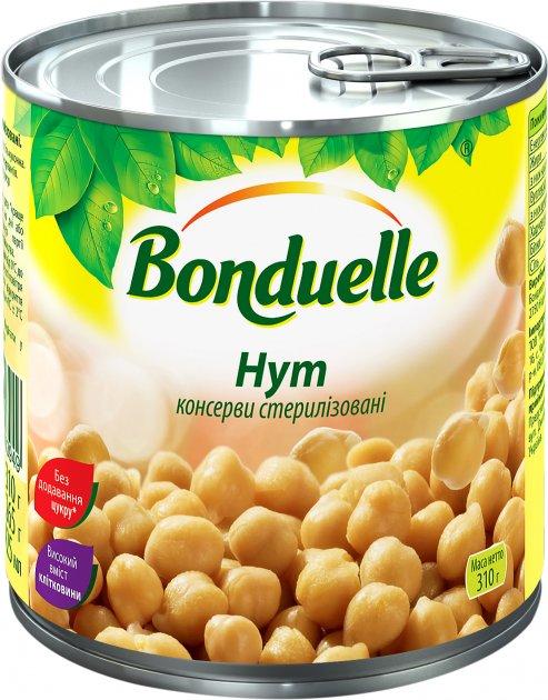 Нут Bonduelle 310 г (3083681068481) - изображение 1