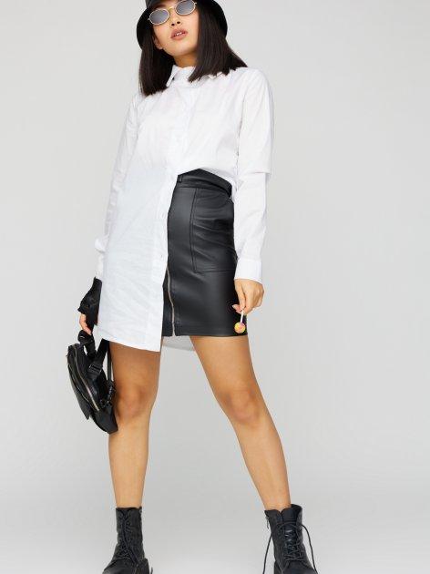 Сорочка Karree Джуді P1925M6094 S Біла (karree100012955) - зображення 1