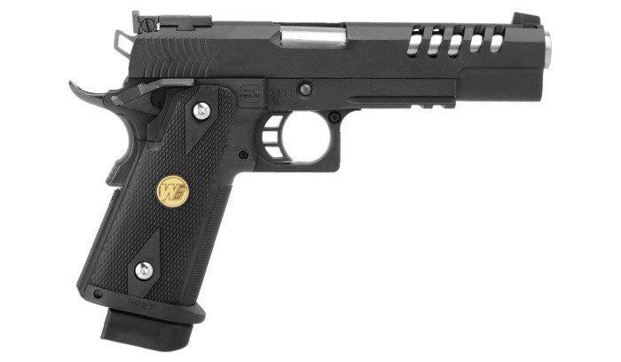 Пістолет страйкбольный WE H002-Hi-Capa 5.1 K GBB Pistol - зображення 1