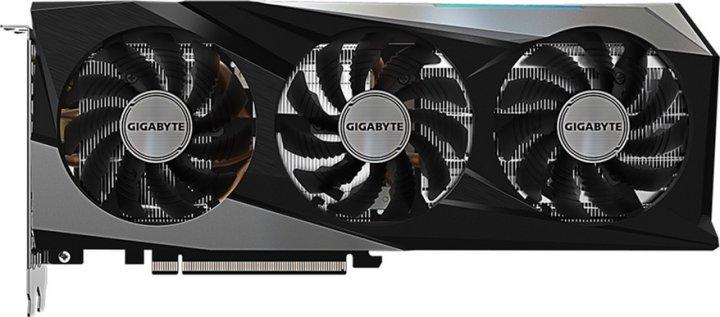 Gigabyte PCI-Ex Radeon RX 6700 XT Gaming OC 12G 12GB GDDR6 (192bit) (16000) (2 x HDMI, 2 x DisplayPort) (GV-R67XTGAMING OC-12GD) - зображення 1