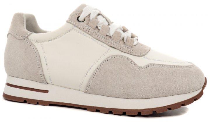Замшевые кроссовки LONZA 932-3775 размер 38 Серый - изображение 1