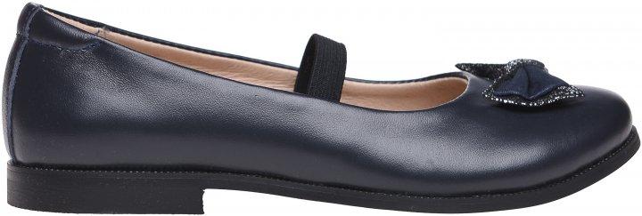 Туфлі шкіряні Palaris 2075-560418 35 Сині (207556041835) - зображення 1