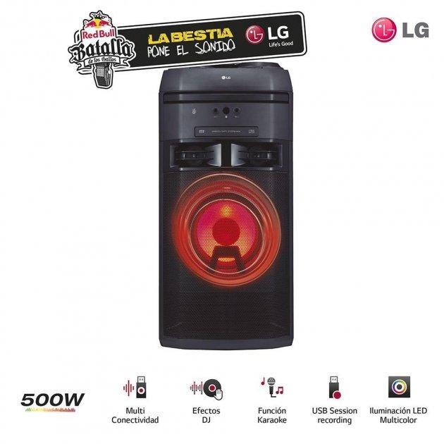 Аудиосистема LG OK55 - изображение 1