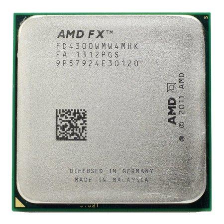Процесор AMD FX-4300 3,8 GHz AM3+ Б/У - зображення 1