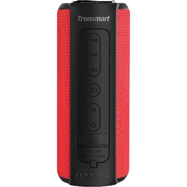 Акустическая система Tronsmart Element T6 Plus Red (367786) - изображение 1