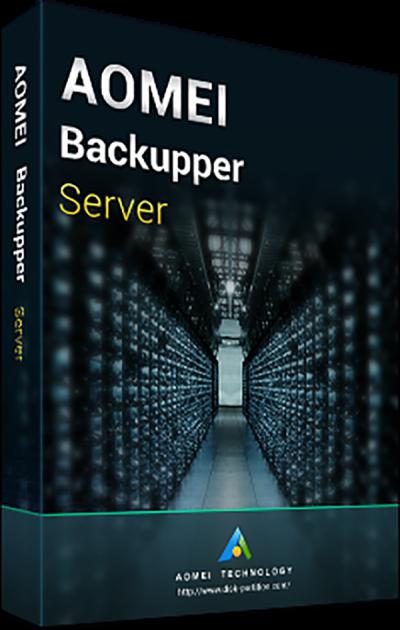Системная утилита AOMEI Backupper Server (1 сервер), пожизненные обновления (BS-01) - изображение 1