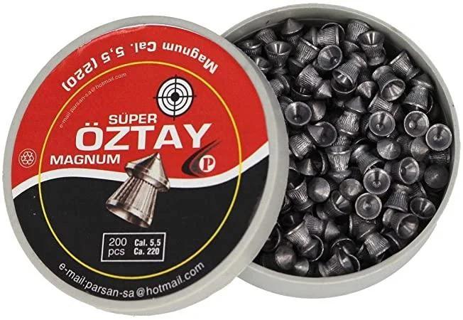 Куля Oztay 5,5 мм 200 шт - зображення 1