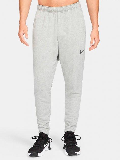 Спортивные штаны Nike M Nk Df Pnt Taper Fl CZ6379-063 L (194501870214) - изображение 1